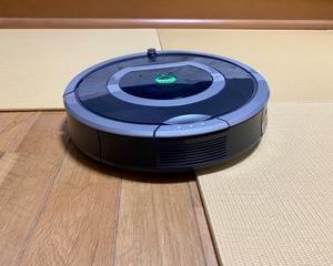 8mmの置き畳はロボット掃除機も使えます!
