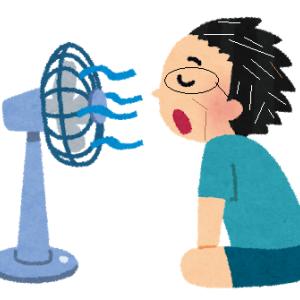 気温30度以下なら隠居部屋は扇風機で十分