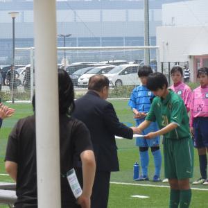 2019年度大阪高校春季サッカー大会(女子の部)