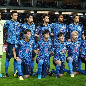 国際親善試合 日本1-4ベネズエラ