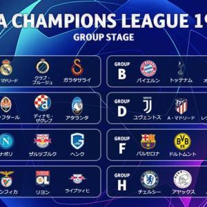UEFAチャンピオンズリーグ ベスト16決定