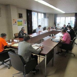 新型コロナウイルス感染拡大防止に係る事業に関する会議