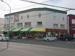トミヤ靴店解体工事