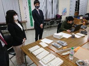 芦別JCOB会会費請求送付作業