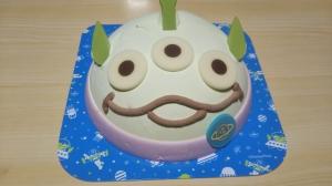 【31】のアイスケーキ♪おいしかった!でも心残りが・・・。