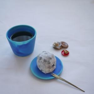 毎日コツコツ小銭貯金&吉村和美の器に松島屋の大福