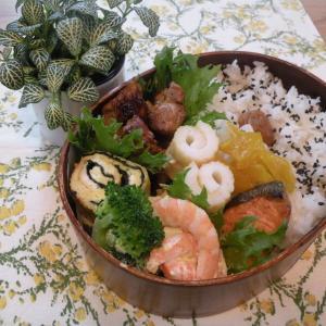 お弁当作り…ぼちぼち(*^-^*)