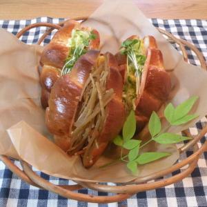 8月4日のサンドイッチ&お弁当♬