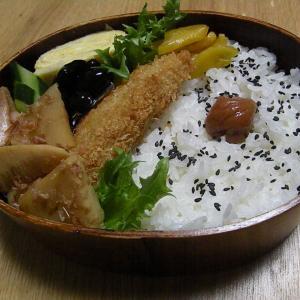 たまにお弁当作り…(*^^)v