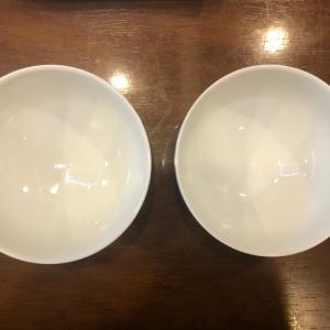 無印良品の白磁 丼・大 ラーメン用丼は容量大 他に買ったもの 楽天市場が6/1〜無印良品通販開始