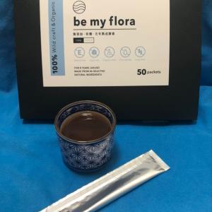 be my flora(ビーマイフローラ)8年熟成酵素 1ヶ月後の変化 納豆など発酵食品との相性