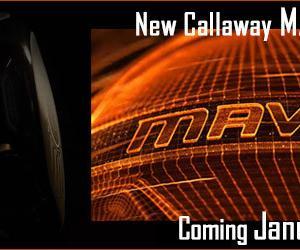 2020 キャロウェイ Mavrik シリーズ本日 販売開始です。。一番飛ぶドライバーの称号は!!