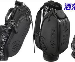 日本ではなかなか手に入らない高品質の製品を紹介しています。今喜んでもらえているG/FOREとVessel Bagです。。タイガーウッドやPXGの高級バッグで有名になりました。