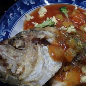 第1弾:魚を食べよう6つのステップ「ティラピア」など:  この魚、マレーシアではあまりに有名。