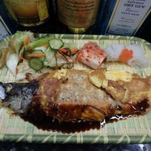 ポークピカタ(piccata:イタリア語)3種類をやったが、肉厚だった。