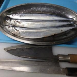 20作目:秋刀魚のトマト煮やってみた。バラエティにして高栄養価目指す。