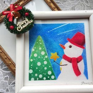 雪だるまのクリスマス