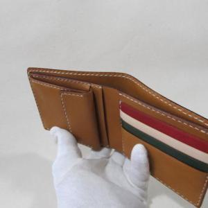 トリコローレの折財布