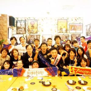 大阪ミナミ ミュージックバーRockRock 前にオフ会でご利用くださいました!