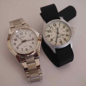 腕時計お買い物