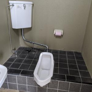 トイレ変更しました(*'▽')