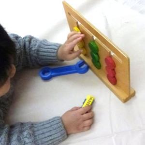 2歳児さんの意欲を引き出す取り組み