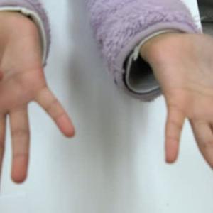 小2の子どもたちと暗算が得意になる手遊び?
