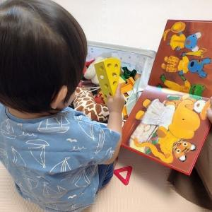 こぐまくんの知育日記♦︎虹色教室mini♦︎更新しました。