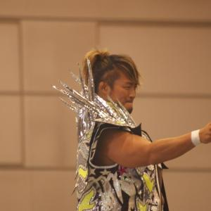 新日本プロレス 8.16 ツインメッセ静岡 ②