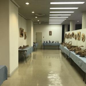 佐世保市の島瀬美術センターで二人展をやります