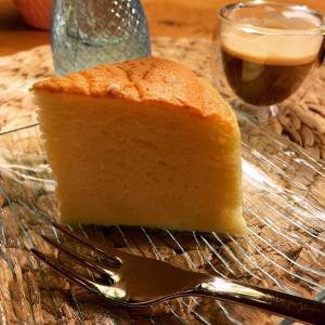 チーズケーキを焼いた話【レシピあり】