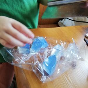 氷石鹸ワークショップ