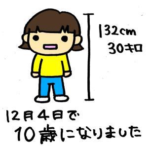 10回目の誕生日