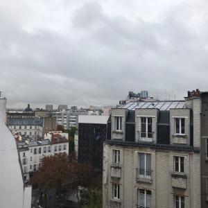 Parisでの目的