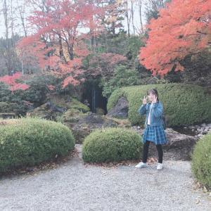 定義山へ紅葉を見に!季節を満喫☆