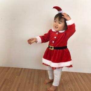 メリーメリークリスマス☆サンタさんはどこへ行くのかな?ベビーリトミック 青葉区勾当台教室♪