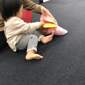 お片付け出来るかな~?子どもの出来た!がいっぱい☆仙台一番町教室 リトミック効果♪