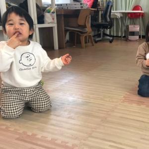 土曜日リトミック☆元気な子ども達に気分もウキウキ☆ママ達もいっぱい踊って気持ち良い~青葉区♪