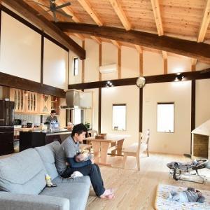 健康第一。木と漆喰の家づくり