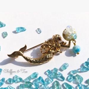 人魚の唄 新作 「人魚姫の愛のブーケ」