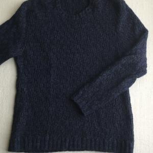 ゴム編み補正してみました~♪