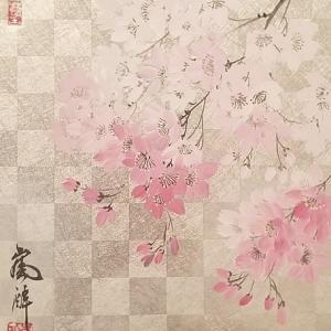 桜に想いをよせて