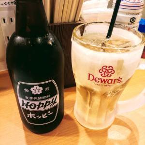嬉しい立ち飲み10%オフ!でホッピーサク飲み!@ほていちゃん上野浅草口店!