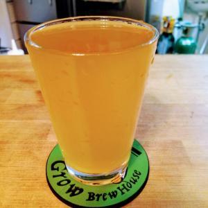 金曜ハシゴ2軒目もいつものお店でクラフトビール飲み!@西川口駅西口の「GROW BREW HOUSE」!