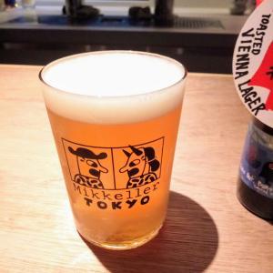 水曜ハシゴ2軒目はクラフトビールを飲み比べ!@神田駅北口の「ミッケラーカンダ」!
