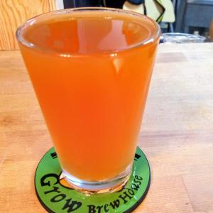 火曜ハシゴ3軒目はさらにクラフトビール飲み比べ!@西川口駅西口の「GROW BREW HOUSE」!