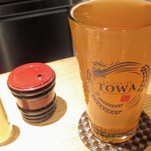木曜ゼロ次会スタートはいつものお店でクラフトビール飲み比べ!@上野駅不忍口のTOWA!