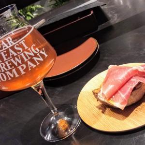 木曜0.5次会はオサレ店にてクラフトビールをサクッと飲み比べ!@西五反田のファーイーストトーキョー!