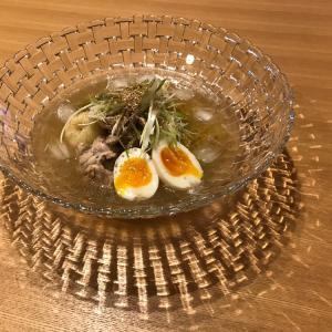 冷たいスパイスカレーラーメン ② 〜改良されたスープが更に激ウマだった件〜