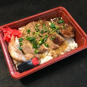 【テイクアウト】和菜酒房 織部 〜お持ち帰った豚丼が美味かった!ー